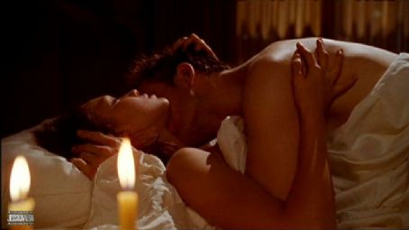 Dark Angel Jessica Alba and Michael Weatherly