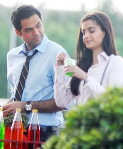 Abhay Deol Sonam Kapoor and