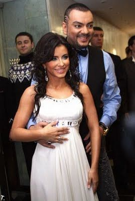 Filipp Kirkorov and Ani Lorak