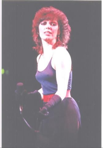 Pat Benatar: Live in New Haven (1983) -You  gotta love  those hard nipples