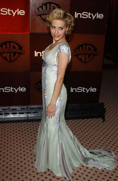 In Style Magazine Golden Globe Party