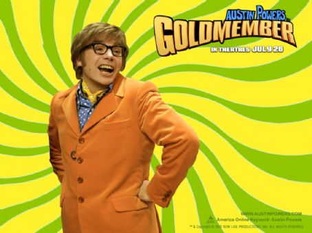 Austin Powers in Goldmember Austin Powers: Goldmember (2002)