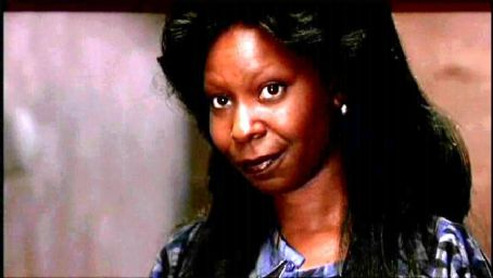 Whoopi Goldberg  As Oda Mae Brown In Ghost (1990)