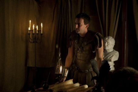 Craig Parker Spartacus: Blood and Sand (2010)