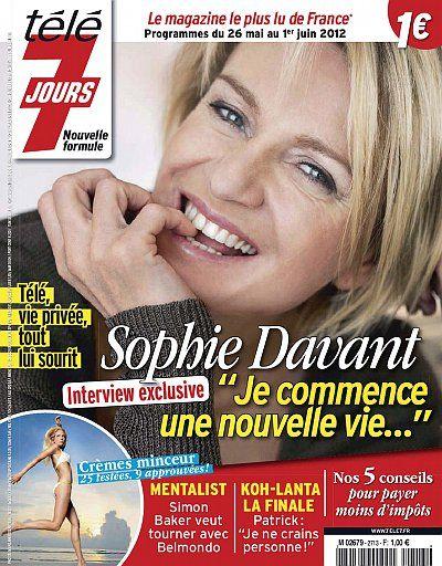Sophie Davant