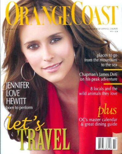 Jennifer Love Hewitt - Orange Coast Magazine [United States] (October 2007)