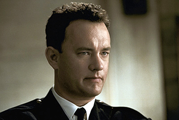 The Green Mile Tom Hanks in Castle Rock's  - 12/99