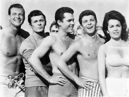 Jody McCrea Muscle Beach Party (1964)