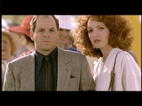Jason Alexander  and Amy Yasbeck in Pretty Woman (1990)