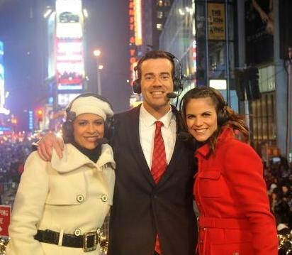 Alison Stewart , Carson Daly and Natalie Morales
