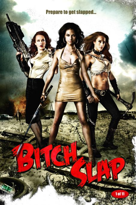 America Olivo Bitch Slap Poster