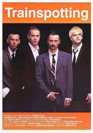 Jonny Lee Miller - Trainspotting