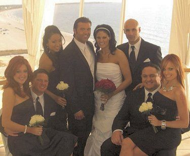 Christie Hemme - Traci Brooks and Frank Gerdelman's wedding