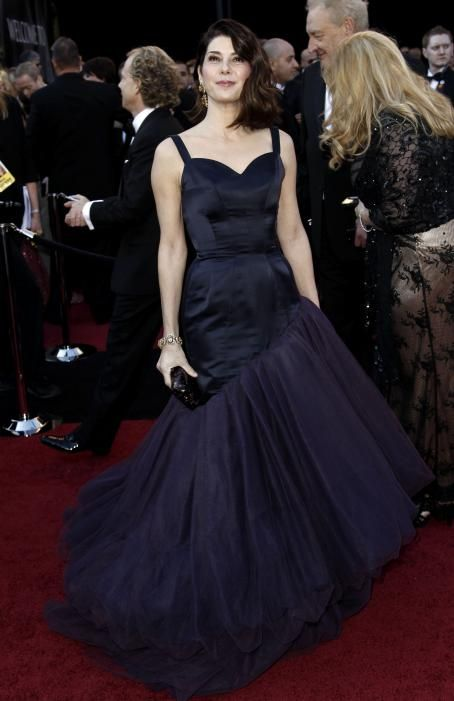 Marisa Tomei - 83 Annual Academy Awards - Arrivals, Hollywood, February 27, 2011