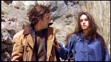 Antonio Banderas and Jennifer Connelly - Of Love and Shadows (1994)