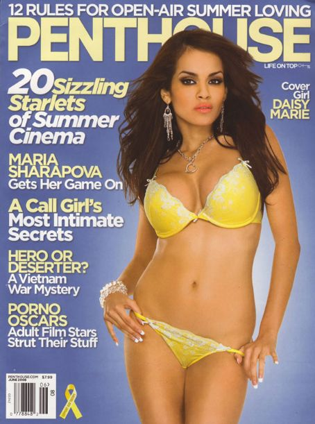 Daisy Marie - Penthouse Magazine [United States] (June 2008)