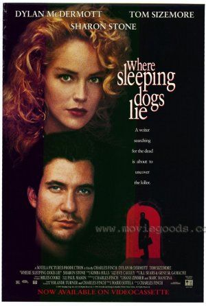 Where Sleeping Dogs Lie (1991) Poster