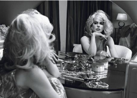 Clive Owen - Nicole Kidman W Magazine May 2012
