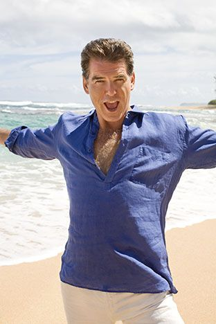 Pierce Brosnan - Parade Magazine Pictorial [United States] (15 June 2008)