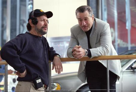 Billy Crystal Robert De Niro and  in Warner Brothers' Analyze That - 2002
