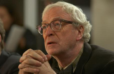 Around the Bend Michael Caine stars as Henry Lair in Jordan Roberts' , a Warner Independent Pictures release. Photo credit by Neil Jacobs.