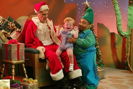 Bad Santa Billy Bob Thornton stars as Willie T. Soke in  - 2003