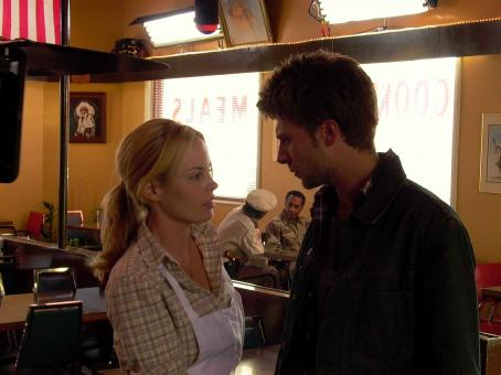 Chandra West Oli () a sympathetic restaurant owner, offers Jerry (Jamie Draven) a job. Photo Credit: © 2007 Badland Corporation