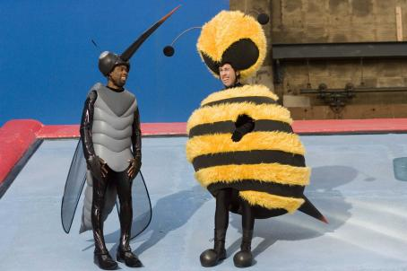 Chris Rock  and Jerry Seinfeld in Bee Movie - 2007