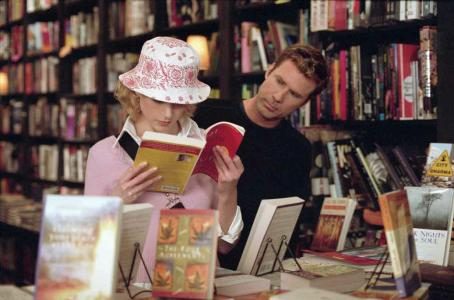 Will Ferrell Nicole Kidman and  as Samantha and Darrin Stephens in Nora Ephron' Bewitched.