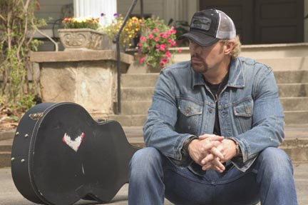 Toby Keith  as Bo Price in Paramount Pictures', Broken Bridges - 2006