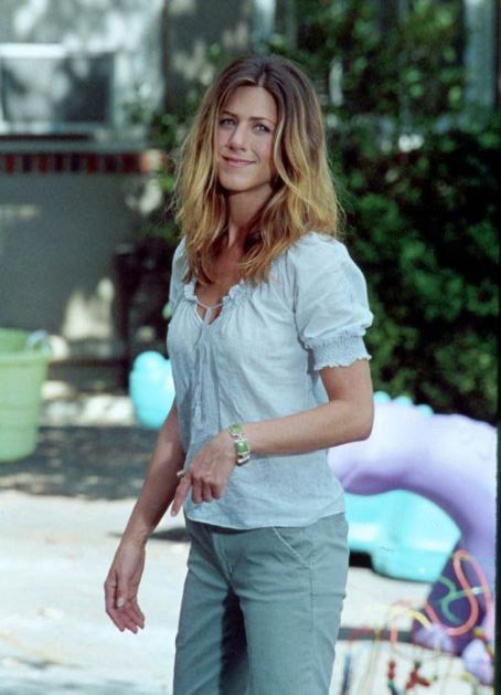 Bruce Almighty Jennifer Aniston in Universal's  - 2003