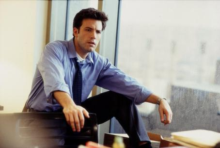 Changing Lanes Ben Affleck in Paramount's  - 2002