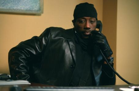 Wesley Snipes  ('Lorenz') stars in Lionsgate Home Entertainment's Chaos.