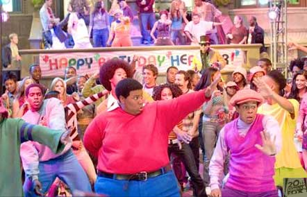 Kenan Thompson  stars as Fat Albert in 20th Century Fox's Fat Albert - 2004