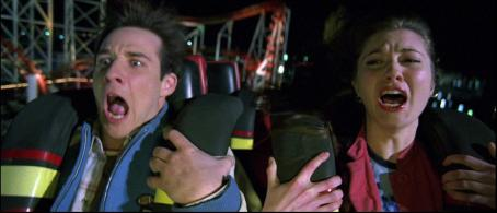Final Destination 3 (left to right) Kevin (Ryan Merriman) and Wendy (Mary Elizabeth Winstead) learn that roller coasters are not all fun and games in New Line Cinema's frightfilled upcoming FINAL DESTINATION 3. Photo Credit: ©2005 Shane Harvey/New Line Productions