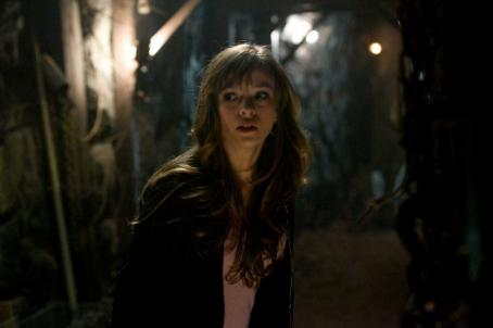 "Friday the 13th DANIELLE PANABAKER stars as Jenna in New Line Cinema's and Paramount Pictures' horror film "","" a Warner Bros. Pictures release. Photo by John P. Johnson"