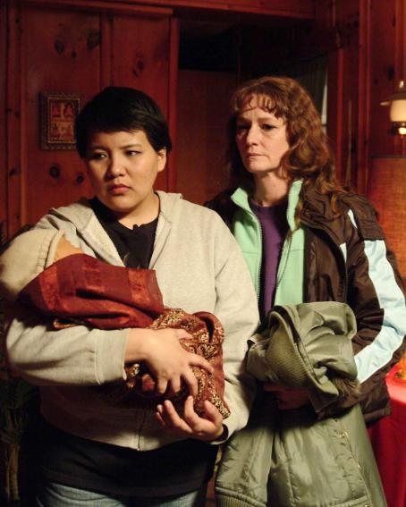 Frozen River Left: Misty Upham as Lila; Right: Melissa Leo as Ray. Photos by Jory Sutton © 2007  Productions, LLC.  Courtesy Sony Pictures Classics.