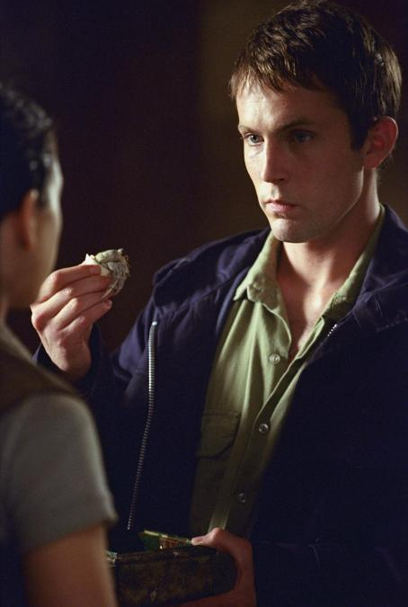 Desmond Harrington  in Warner Brothers' Ghost Ship - 2002