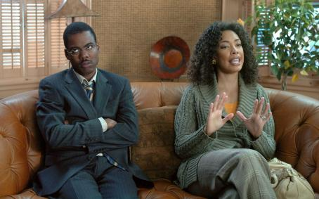 I Think I Love My Wife Chris Rock with Gina Torres in I THINK I LOVE MY WIFE. Photo Credit: Phil Caruso