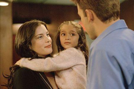Jersey Girl Maya (Liv Tyler), Ollie (Ben Affleck) and Gertie (Raquel Castro)