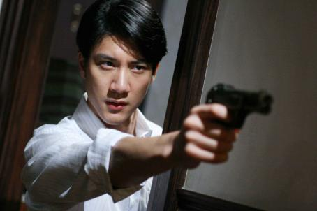 Lust, Caution Lee-Hom Wang star as Kuang Yu-Min in Ang Lee drama thriller's .