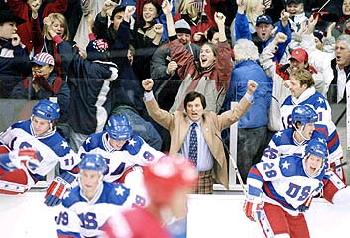 Miracle Kurt Russell as Herb Brooks in  - 2004
