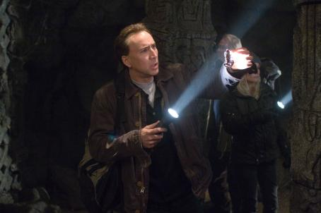 National Treasure: Book of Secrets Nicolas Cage as Benjamin Gates in