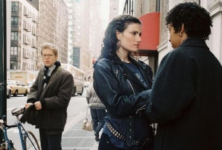 Idina Menzel a scene from Sony Pictures' drama, Rent