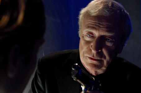 Sleuth Michael Caine as Andrew Wyke. Photo by David Appleby © 2007  Productions LTD, courtesy Sony Pictures Classics. All Right Reserved.