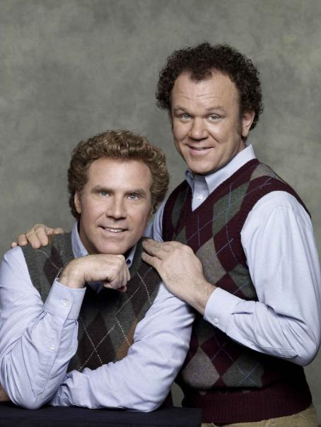 Step Brothers - Will Ferrell (left) and John C. Reilly star in Columbia Pictures' comedy STEP BROTHERS. Photo by: Gemma La Mana. © 2007 Columbia Pictures Industries, Inc.
