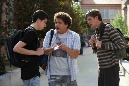 Jonah Hill Super Bad - Photo by: Melissa Moseley © 2006 Columbia Pictures Industries, Inc. All rights reserved.