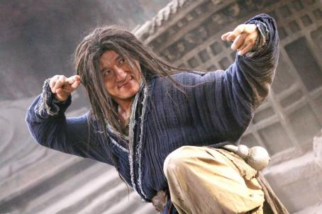 The Forbidden Kingdom Jackie Chan stars as Lu Yan in THE FORBIDDEN KINGDOM, directed by Robert Minkoff. Photo credit: Courtesy of Lionsgate