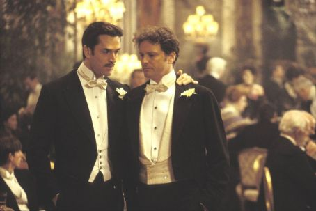 The Importance of Being Earnest Rupert Everett and Colin Firth in Miramax's  - 2002