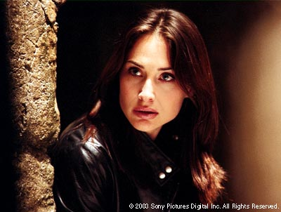 Claire Forlani The Medallion Claire Forlani in Columbia s